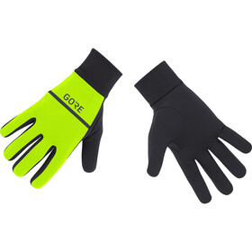 GORE WEAR R3 Guantes, neon yellow/black
